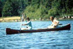 canoe photo